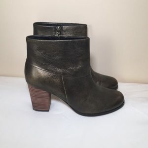 Cole Hann cassidy Nike air ankle booties
